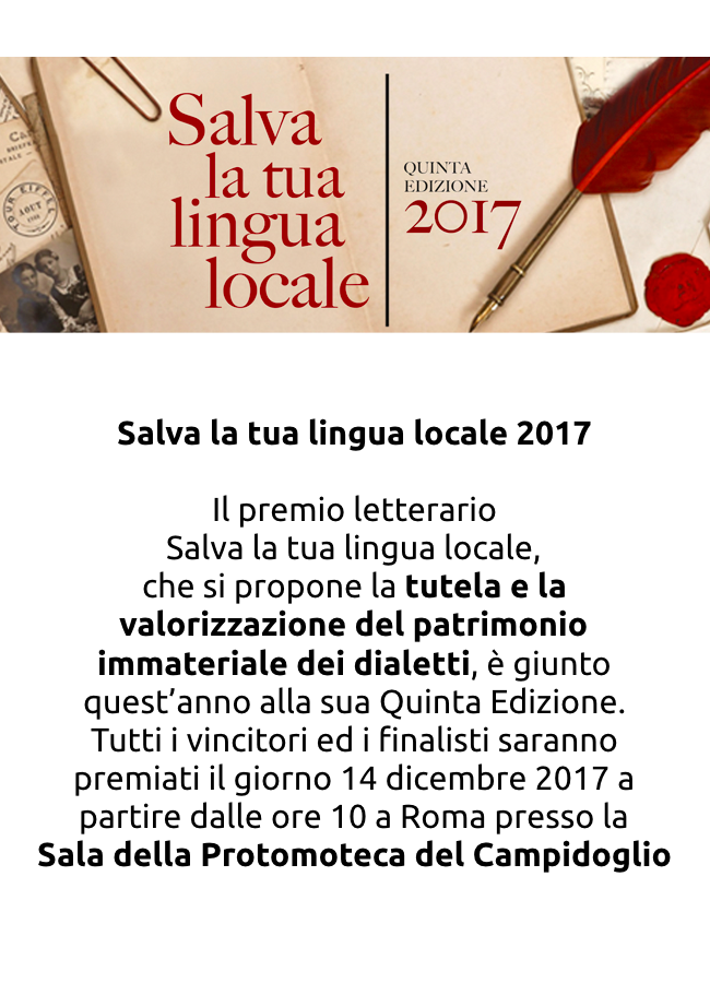 Salva la tua lingua locale_Freccia_Emilio Alessandro Manzotti_ISF